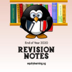 End of Year Revision Notes